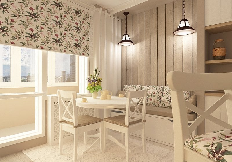 Отделка стен материалом из натурального дерева - гарантия интересного интерьера как в частном доме, так и квартире