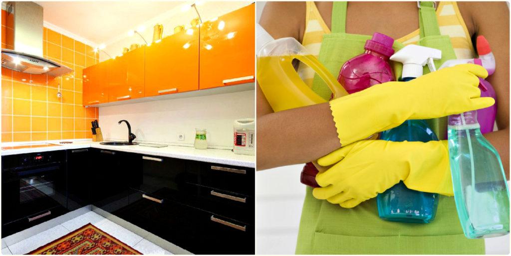 Как крепить фартук на кухне из МДФ своими руками - пошаговая инструкция