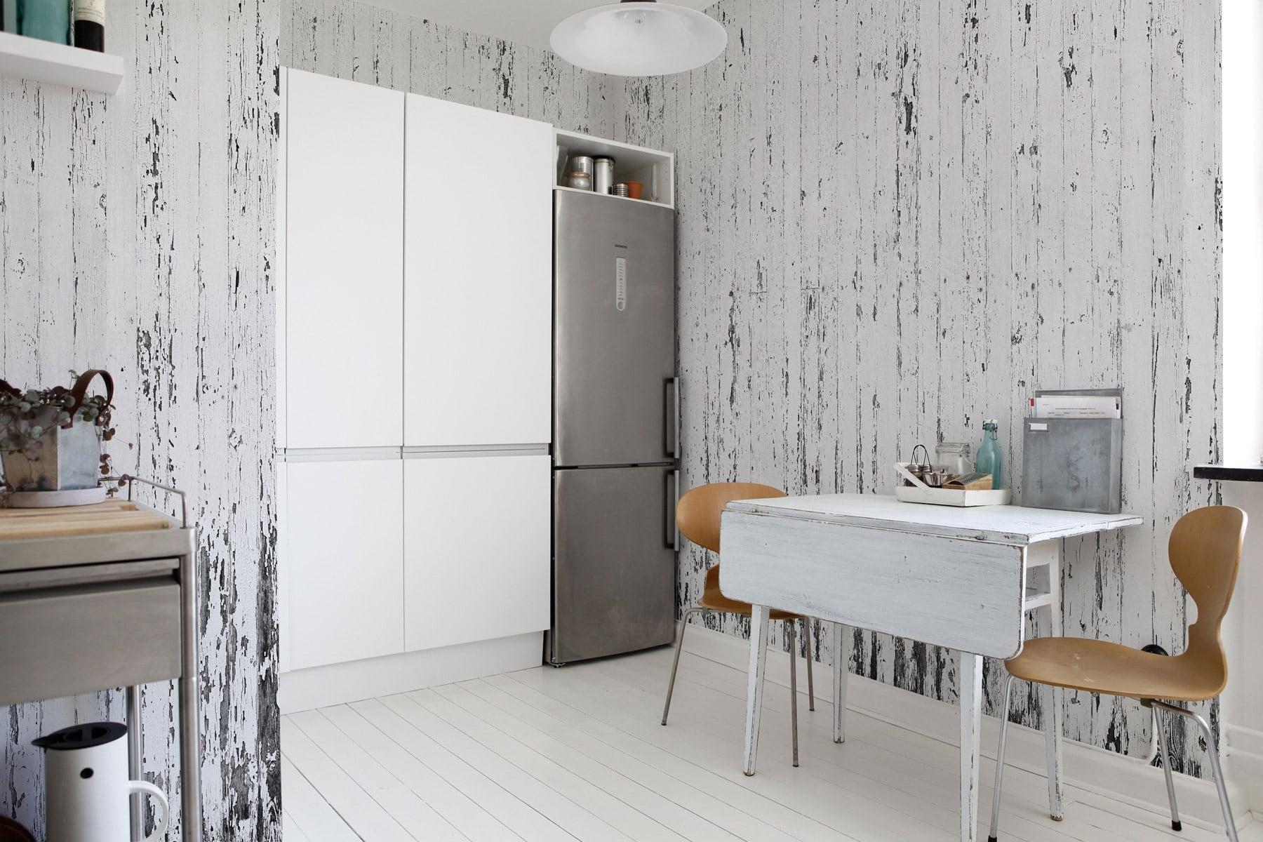 Моющиеся обои для кухни: разновидность и советы по оклейке » kuhnyagid