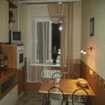 Обои для кухни: фото и варианты для квартиры хрущевки