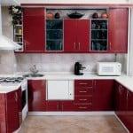 Обои для кухни моющиеся: каталог с фото