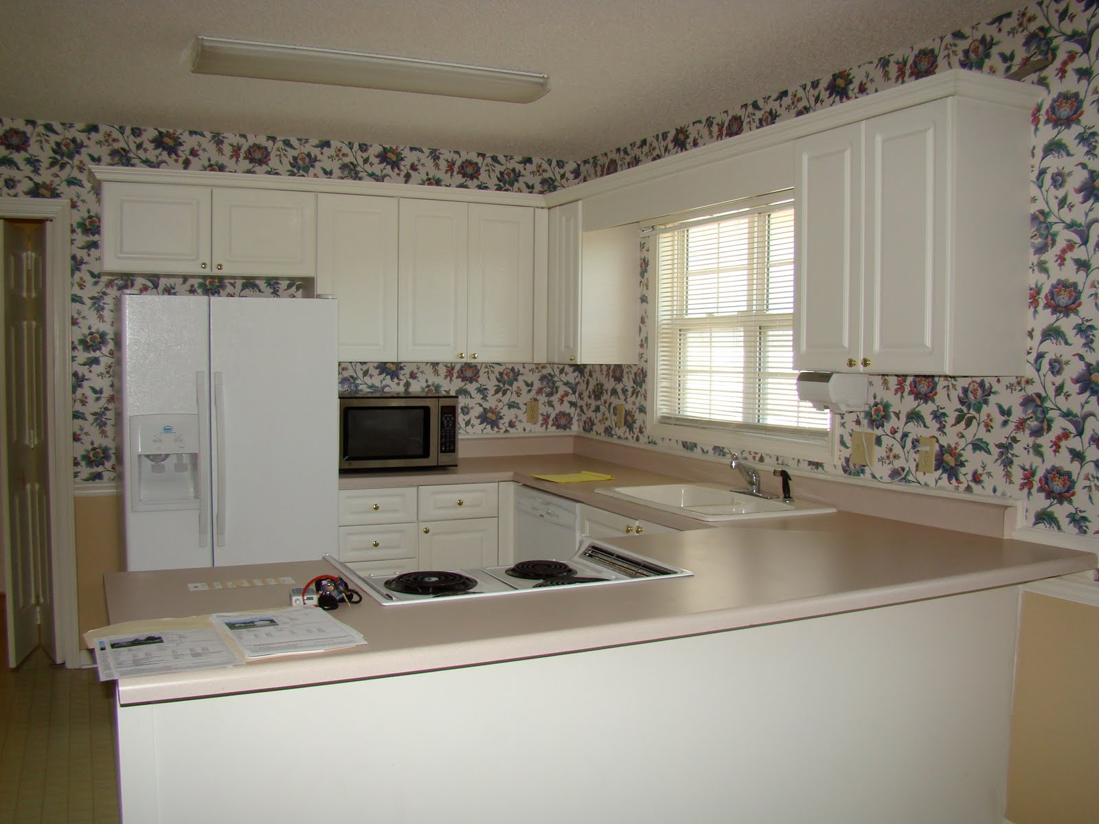 Как сделать красивыми стены на кухне