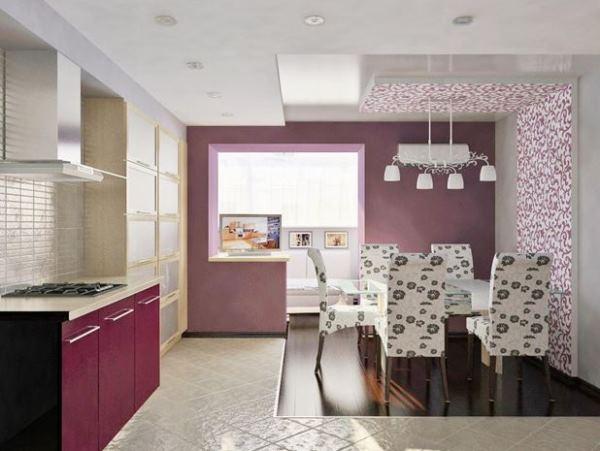 Вопрос как правильно подобрать и сочетать материалы для отделки стен на кухне волнует всех, кто приступает к ремонту