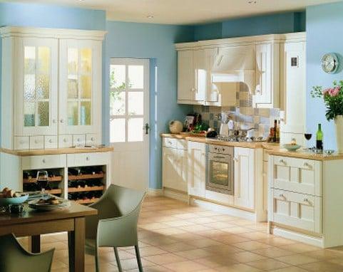 краски для кухни фото