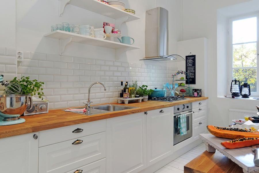 Белая кухня отзывы о практичности