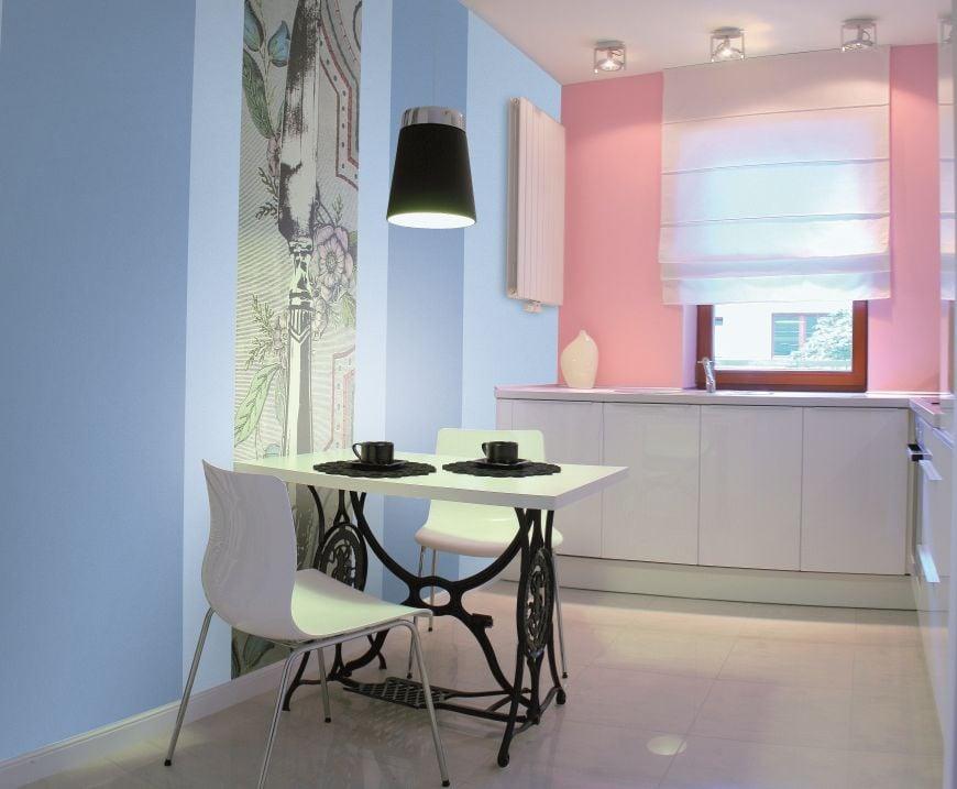 Как покрасить стены на кухне своими руками - варианты оригинальных идей дизайна