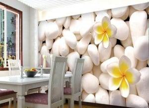 Виды покрытий для стен кухни