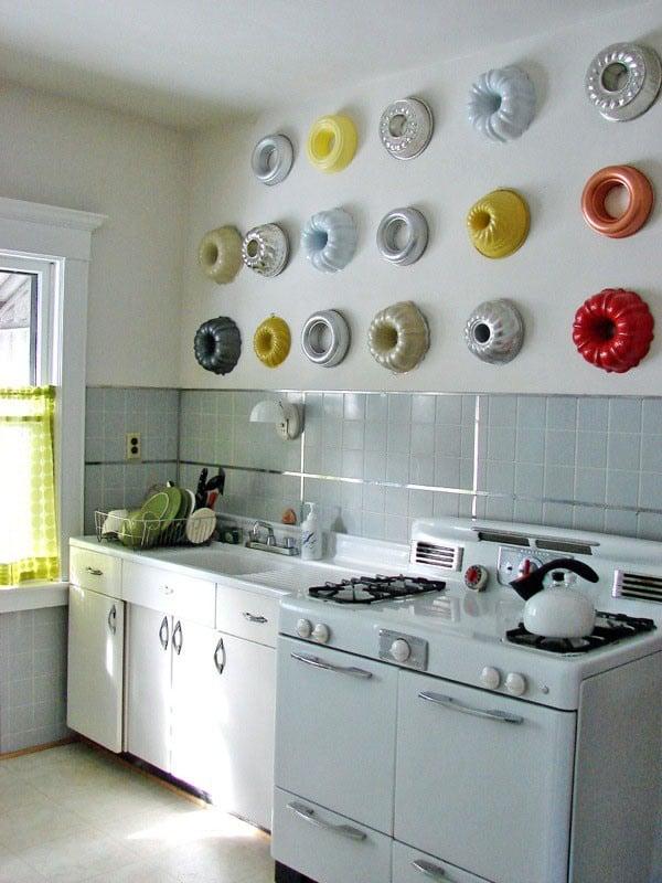 Фото стен кухни своими руками
