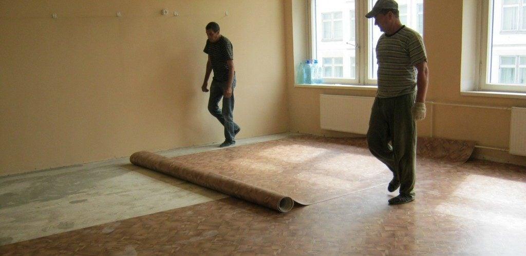 Качественный монтаж покрытия будет зависеть от подготовленного основания