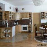 Ламинат для кухни: какой вариант выбрать