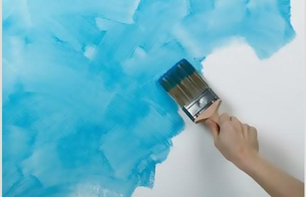 Цвет краски можно проверить на листе бумаги