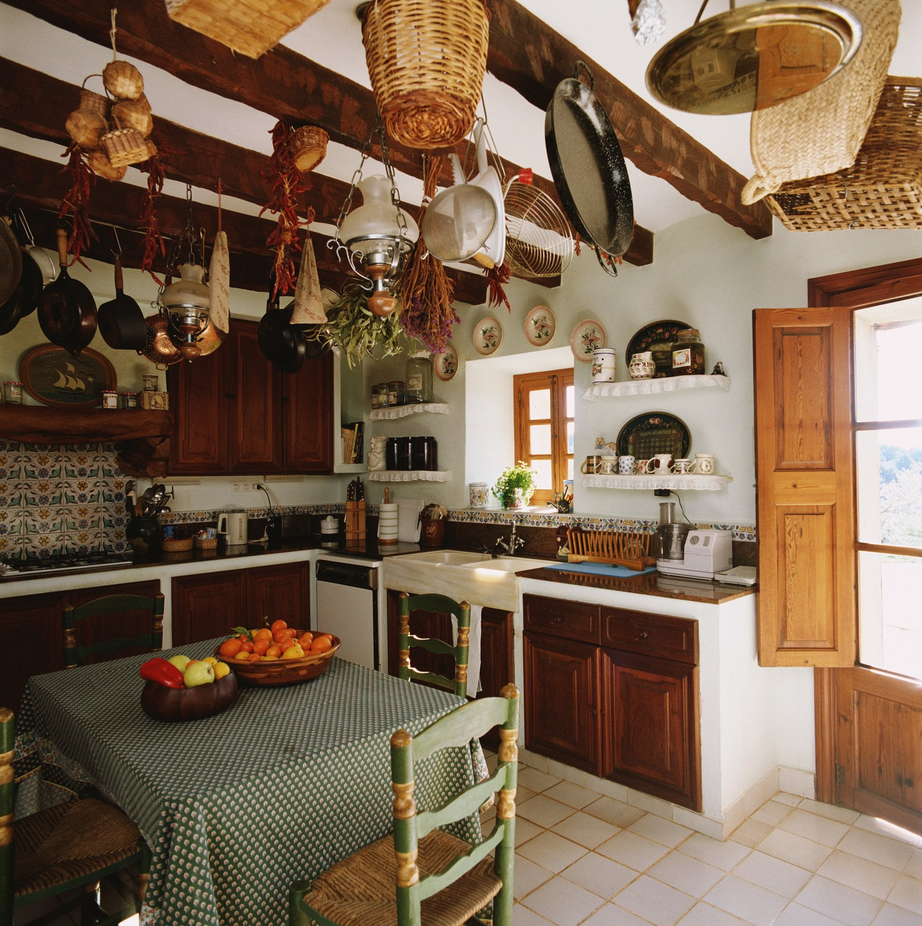 Прованс в деревянном доме своими руками