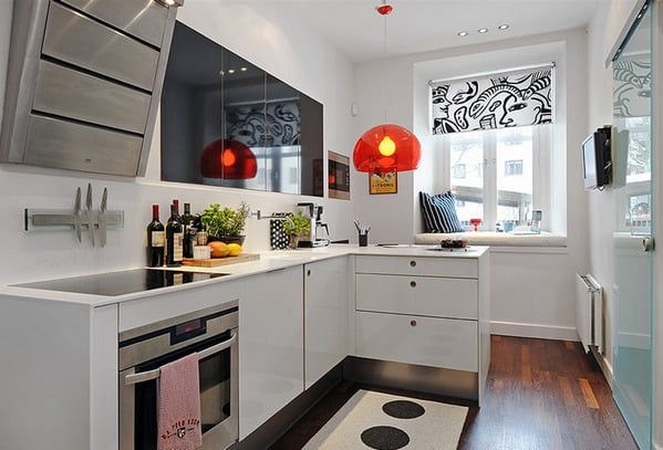 кухня 13 кв.м дизайн фото