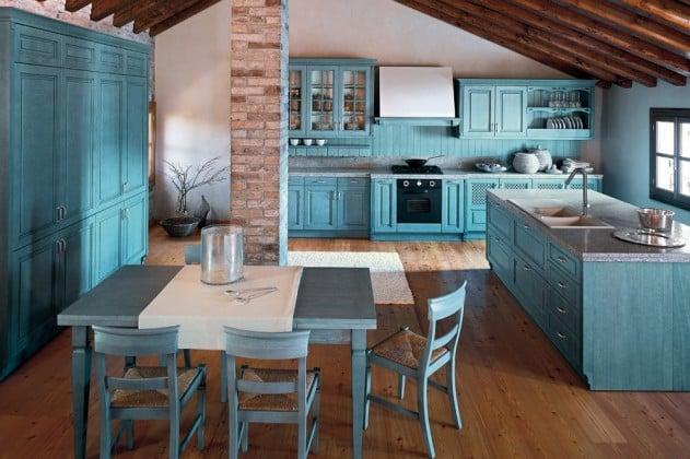 Такая кухня придётся по душе тем кто любит море и не представляет своей жизни вдали от криков чаек и свежего морского бриза