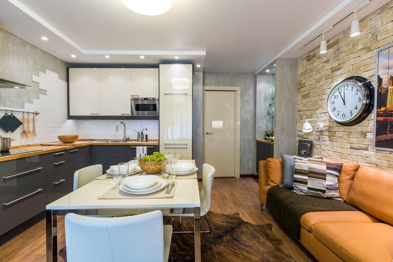 Кухня 16 квадратов дизайн
