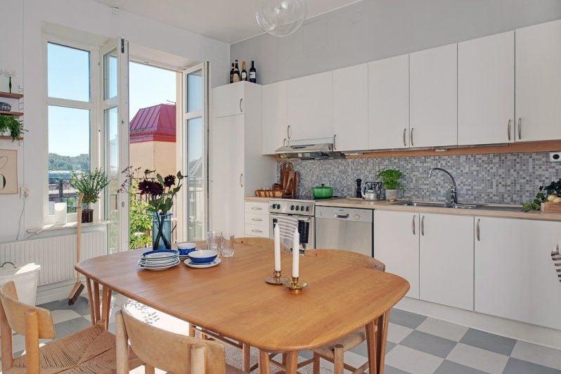 Кухня в 15 метров дает возможность создать неповторимое оформление в любом из существующих стилей