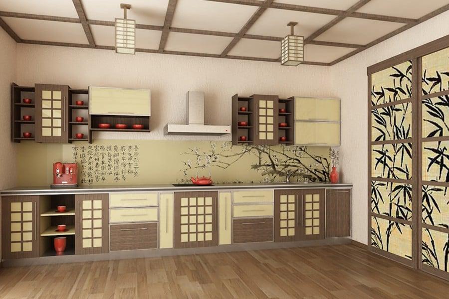 Основные характеристики японского стиля