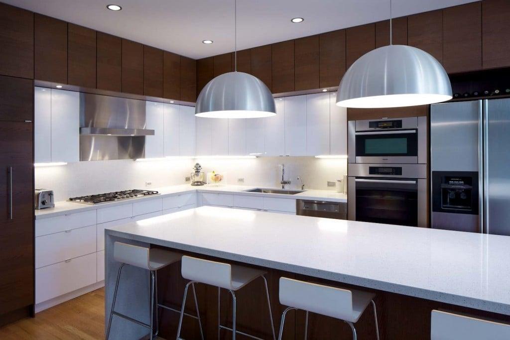 Основные особенности в оформлении кухни