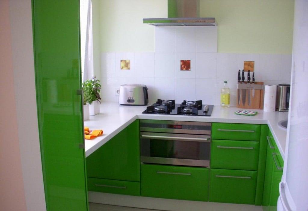 Особенности оформления малогабаритного кухонного пространства