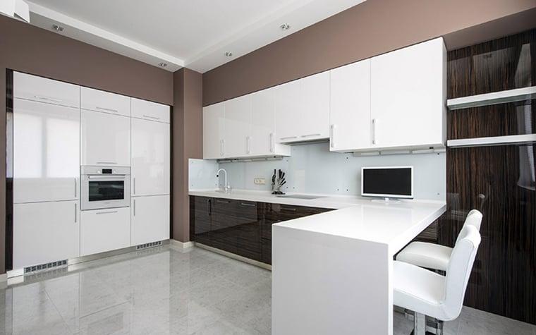 Отличительные черты кухни в стиле минимализм