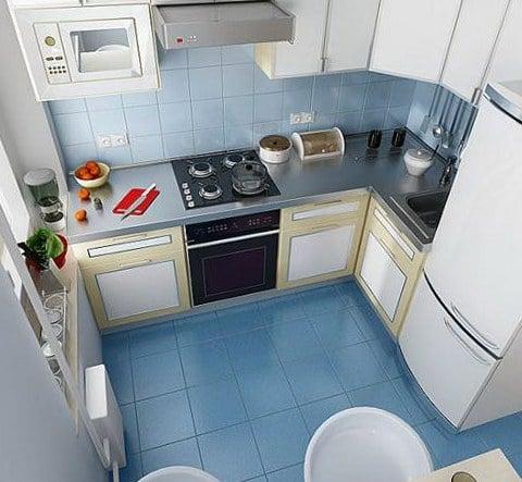 Полезная информация по оформлению кухонного пространства