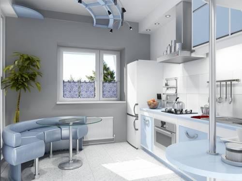Популярные стили в оформлении кухонь