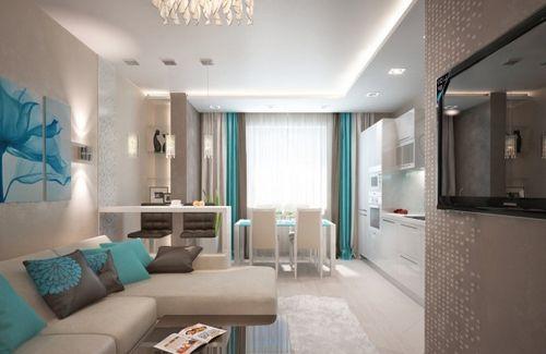 Преимущества и недостатки совмещения кухонного пространства