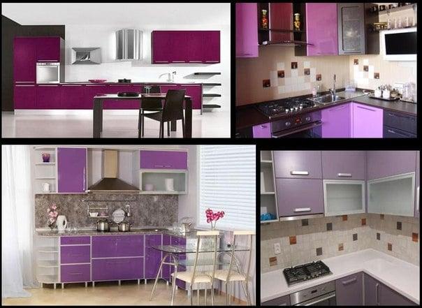 Разнообразные варианты дизайна кухни