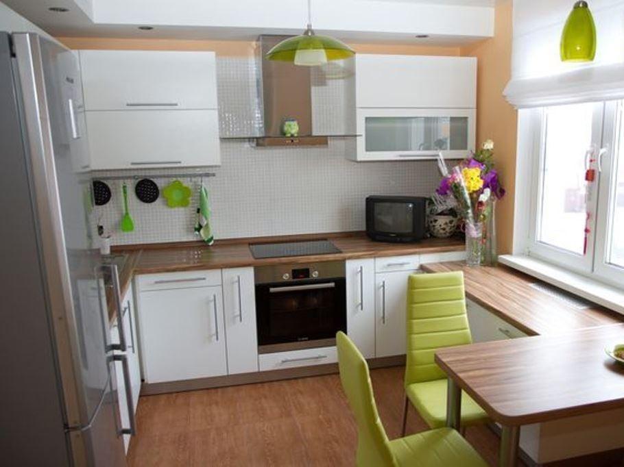 Стилевые варианты оформления малогабаритной кухни