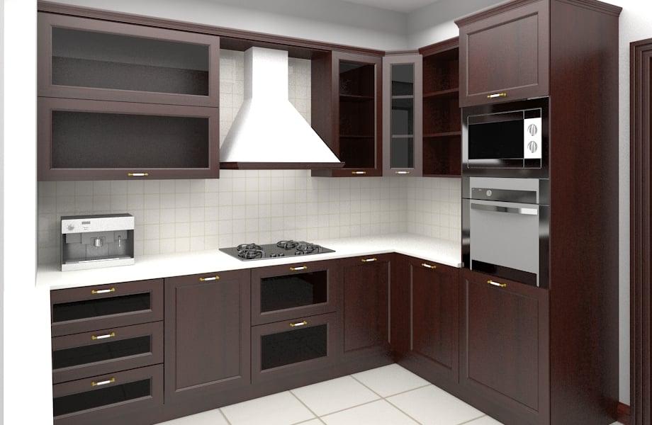 Выбор стилевых направлений в оформлении кухонного пространства