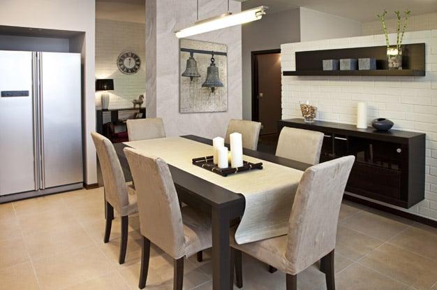 Выбор стиля дизайна интерьера в котором лучше оформить кухню зависит от ее габаритов