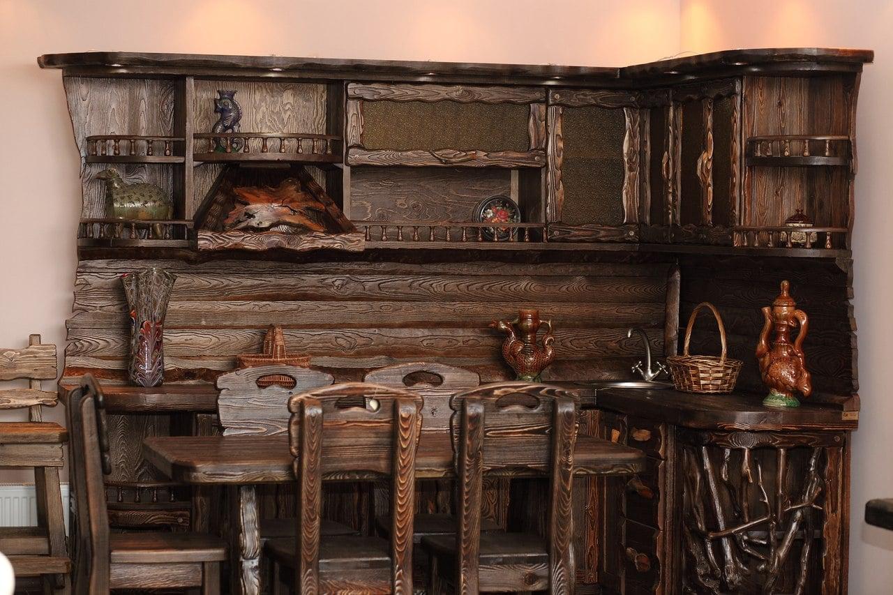 Мебель своими руками фото под старину