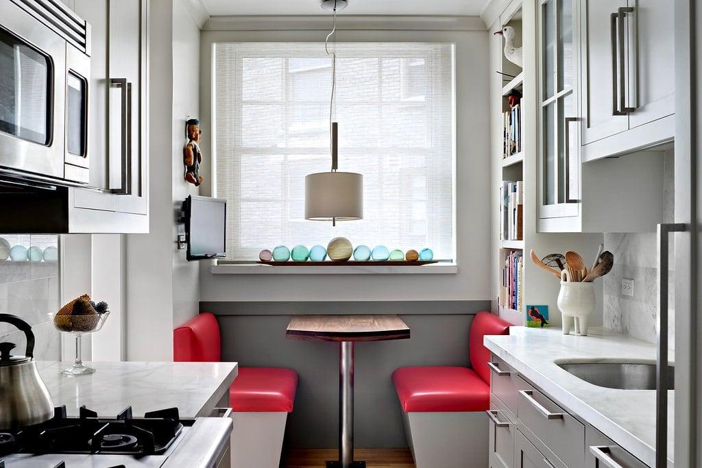 Дизайн кухни 10 кв м: варианты оформления.