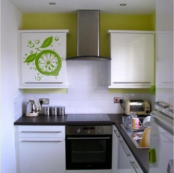 Дизайн кухни 4 кв. м