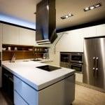 Кухни в стиле хай-тек: фото