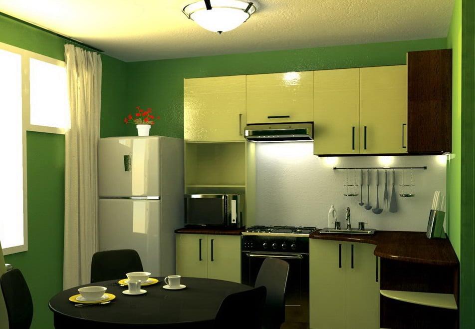 Размещение техники одна из важных задач при планировании ремонта на кухне