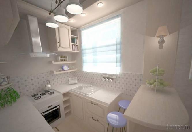 Многочисленные идеи дизайна помогут сделать зону для приготовления и приема пищи привлекательной и многофункциональной