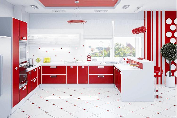 Современный дизайн предлагает большое разнообразие решений для отделки кухни