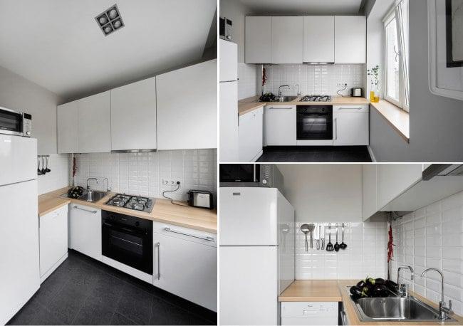 Важно постараться сделать кухонное пространство максимально комфортным и гармоничным