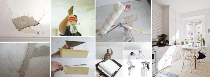 Качественный и долговечный ремонт потолка требует определенных навыков и лучше бы его доверить опытным мастерам