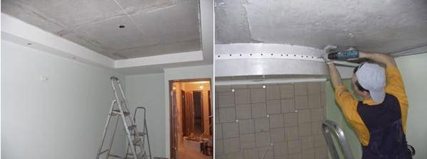 Какой бы способ ремонта не был выбран предварительно нужно подготовить рабочую поверхность
