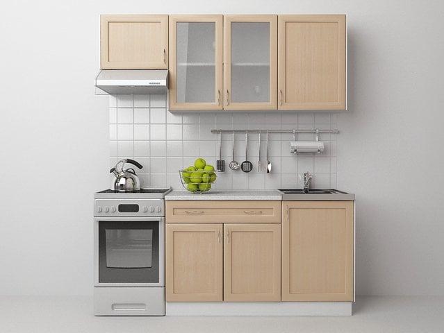 Следует выбирать такие кухонные гарнитуры со специалистом, который знает толк в производстве корпусной мебели