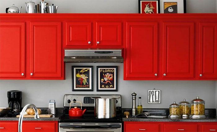 Как обновить кухонную мебель своими руками