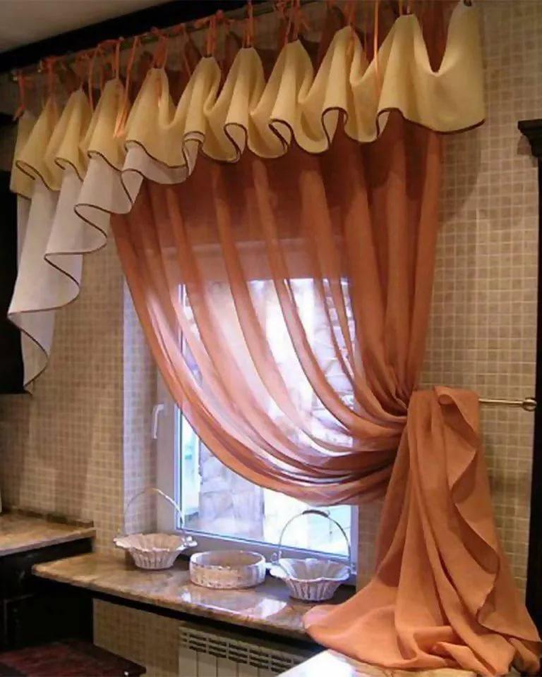 Пошив штор своими руками: выкройки, подробное описание технологии | 960x768