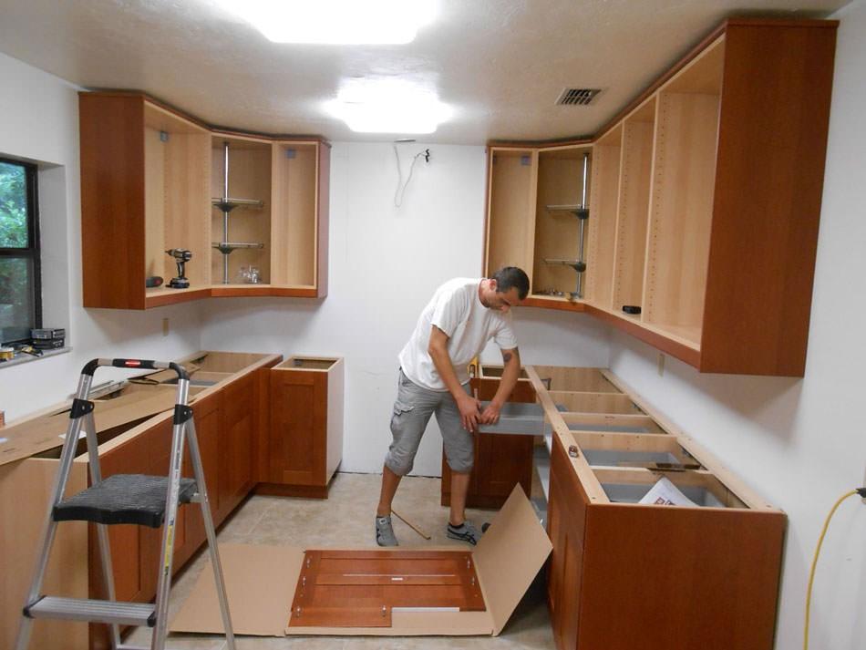 Работа проводится после покупки необходимой фурнитуры и изготовления корпуса изделий в соответствии с деталировкой