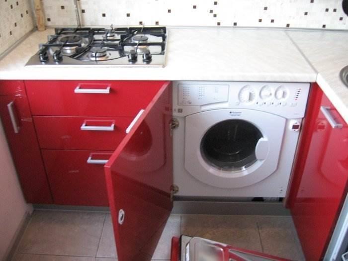 На кухне создается дополнительная функциональная поверхность