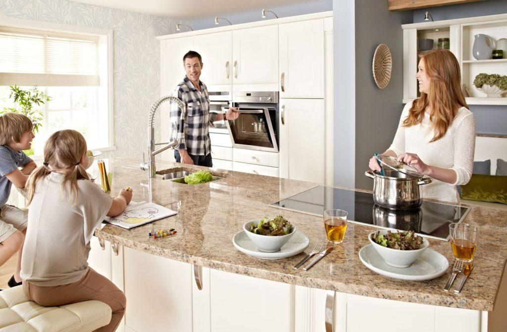 При построении нового дома или выполнении ремонтных работ можно воспользоваться макетами, наиболее подходящими для семейства