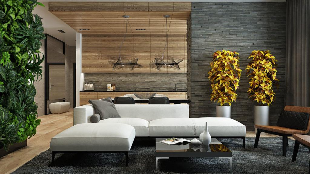 Кухня гостиная 20 кв м : дизайн,планировка и стили помещения