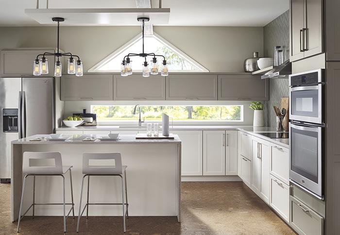 Виды лампочек могут различаться в зависимости от дизайна интерьера