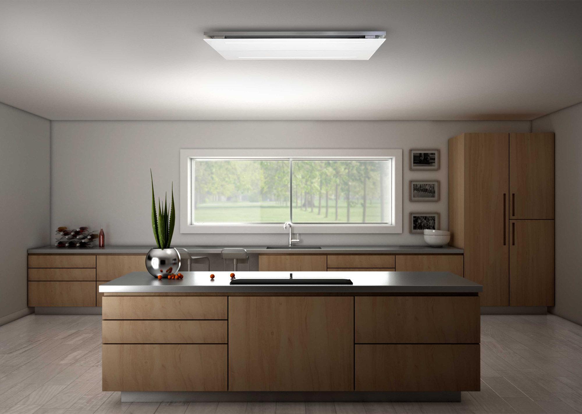 Кухня, оформленная в стиле минимализм